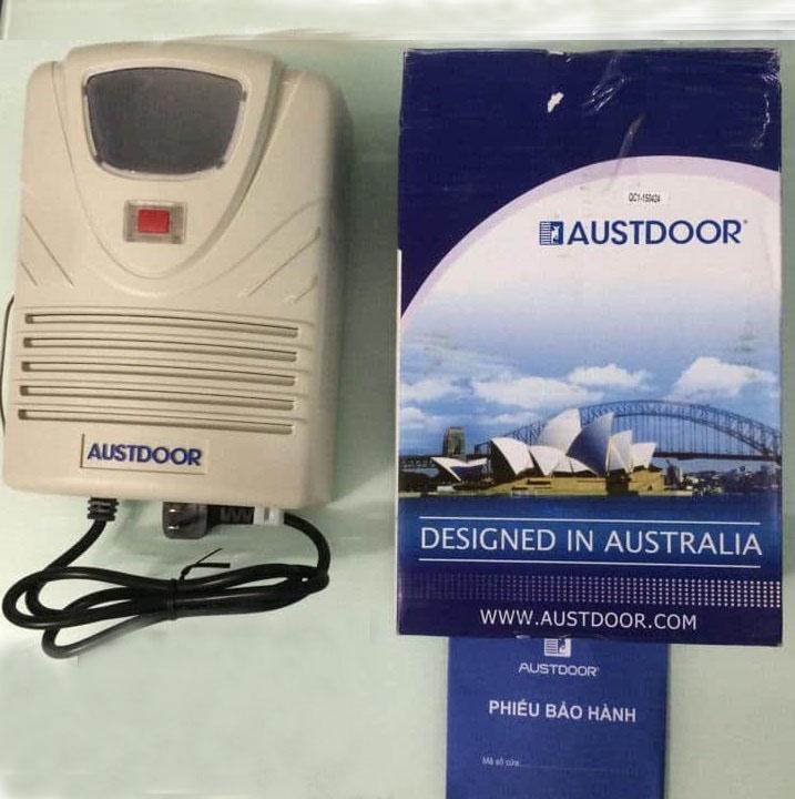 độ an toàn bộ điều khiển cửa cuốn austdoor